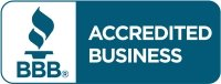 Better Business Bureau (BBB) Accredited Business Badge